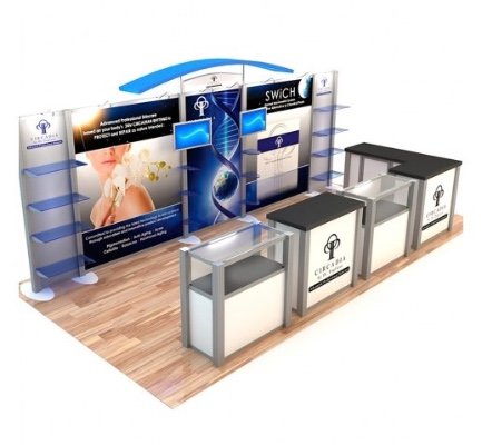 Modular Trade Show Booths and Displays