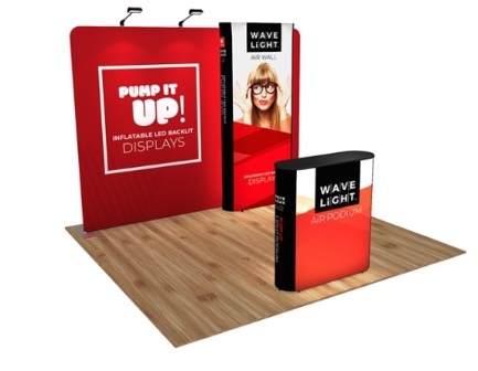 Trade Show Displays-Booth-and-Exhibits